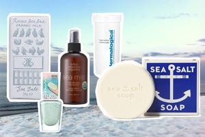 Beauty- und Pflegeprodukte mit Meersalz, Körperpeeling, Spray, Schokolade, Seife, online bestellen, Sea Salt, Körperpflege