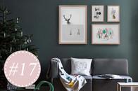 Bilder aufhängen, Tipps, Raster und verschiedene Arten der Hängung mit Empfehlungen vom Experten