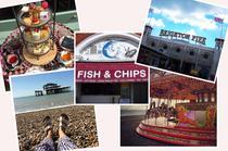 Städtereise nach Brighton, Tipps, Empeflungen für Hotels, Bars, Shops, Restaurants und Sehenswürdigkeiten
