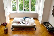 brunobett.de - die Matratze Bruno aus 7-Zonen Kaltschaumkern folgt eine schmale Latex-Schicht aus Naturkautschuk online bestellen, testen