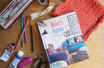 Wohnbuch aus dem Knesebeck Verlag Maker´s Home von Emily Quinton, Einrichtung, Wohnen, interior