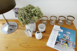 Buch zur Wohn-Community SoLebIch von Nicole Maalouf mit Wohntrends, Inspirationen und vielen DIY Ideen , Einrichtung, Möbel, selber machen