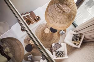 Designhotel Casa Cook auf Rhodos mit Interior und Desihn im Ethno Look
