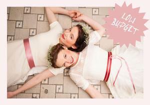 Günstige Brautkleider von h&m und dawanda für unter 100 euro