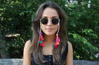 Festival Styling - Brillenketten von Coco Bonito im Ethno Look