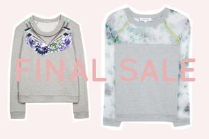 Sweatshirts von Emma Cook und Elizabeth and James im Sale, günstig online bestellen