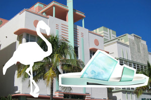 Sandalen, Pantoletten und Slipper, die neuen Sommerschuhe und Trends 2014 - Urlaub in Florida