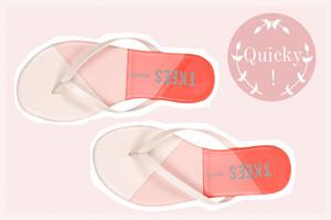 Flip Flops von Tkees in Rosa und Coral online bestellen