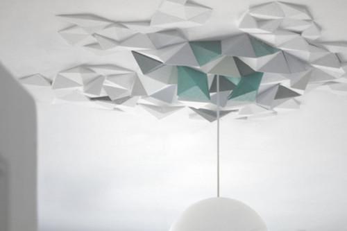 catch of the day geometrisches deckenelement von the fundamental group the. Black Bedroom Furniture Sets. Home Design Ideas