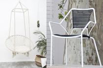 Hängesessel und Gartenstühle, Sonneliegen und Liegestühle für den Garten un Balkon, die neusten Trends online bestellen