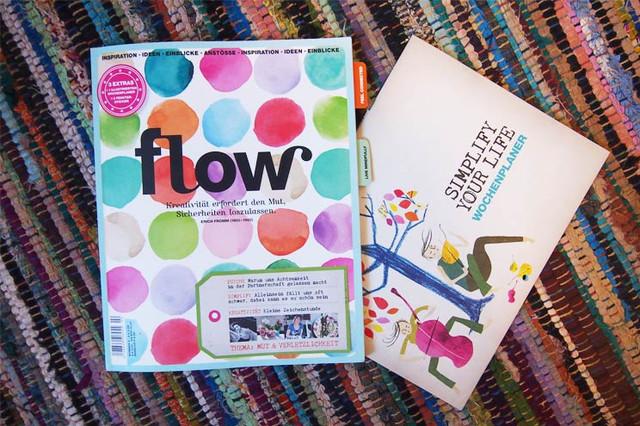 Flow Magazin Jahresabo gewinnen, Gewinnspiel, Verlosung