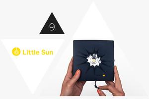 Little Sun Solar Charger Aufladegerät im Adventskalender Gewinnspiel gewinnen