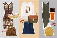 Mode und Accessoires für die Übergangszeit online bestellen, Onlineshop