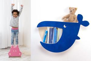 Kindermöbel und Spielzeug aus Holz von Julica Design aus Halle