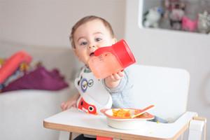 Vom Brei zum richtigen Essen - Tipps für Babys die selber essen wollen, Geschirr, Thermobecher, Trinkbecher, Quetschies zum NAchfüllen