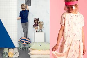 Onlineshops für Kindermode, Möbel für Kinderzimmer, Accessoires, Spielzeug und Dekoration