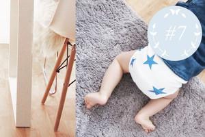 Mama Kolumne zum Thema Kinder, Krabbeln und Mobilität, Tipps, Empfehlungen, Erziehungstipps