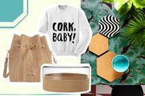 Wohnaccessoires, Taschen und DIY Ideen mit Kork, basteln, Pinnwand, Korkuntersetzer, Ikea, Tillfaelle, Sinnerlig