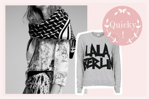 Kollektion Lala Berlin Herbst/Winter 2014/15 in den Onlineshops bestellen
