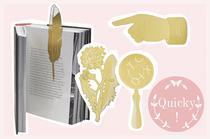 Design Lesezeichen von Tom Dixon aus Gold online bestellen