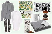 Loungewear für Zuhause mit Tee, Wolldecke, Detox, Hausmitteln und guten TV Serien, online bestellen