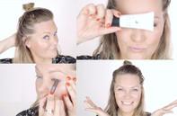 Make-up Tutorial gegen verschlafenes Aussehen und Augenringe von Make-up Stylistin Ina Cierniak, schminken, tipps