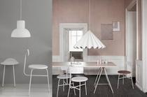 Hängeleuchten und Lampen in Weiß von Menu - skandinavisches Design für die Wohnung, Leuchten, Dancing Pendant, The Standard, GM 30