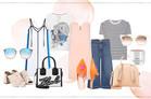 Der neue Sommermodetrend als Comeback mit Trägerkleidern, Mules und Pantoletten