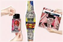 Berliner Accessoire Label I like Paper mit Kollektion aus Tyvek