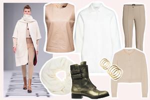 Der Modetrend der Fashion Week Berlin Winter 2015 von CAPARA - Layerlook, Layering, Zwiebellok, online bestellen