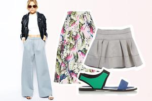 Modetrend Neopren im Sommer 2014 - Cockzeilkeider, Etuikleider, Hosen, Taschen und Bikinis aus Neopren online bestellen