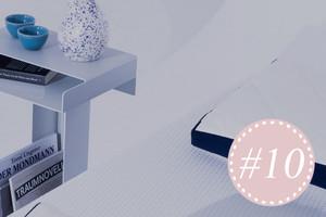 Matratze von Muun online bestellen und testen mit 4 verschiedenen Härtegraden und Liegemöglichkeiten