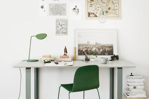 accessoires f rs b ro neue ordnung auf dem schreibtisch. Black Bedroom Furniture Sets. Home Design Ideas