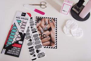 nc LA Nail Wrap Nagelsticker im Test, Empfehlung, ausprobieren, online bestellen