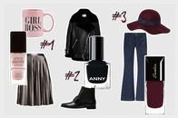 Trend-Lacks, Mode und Accessoires online bestellen, Onlineshop