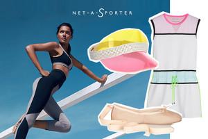 Designer Sportswear bei Net-a-porter jetzt neu online bestellen