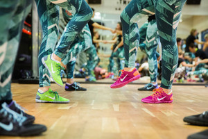NTC Trainings Club House im Nike Store Berlin mit kostenlosem Kursangebot