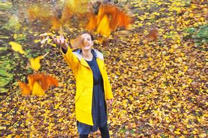 Friesennerz Regenjacke in Gelb von Didrikson gewinnen, Mode gewinnspiel