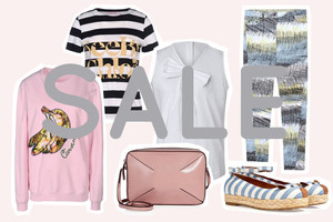 Schnäppchen und Designermode zu günstigen Preisen im Sommer Sale, online bestellen
