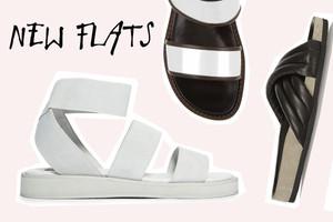Sandalen Trend Sommer 2014 - Flach bei Marni, Isabel Marant, Cheap Monday und Asos, online bestellen