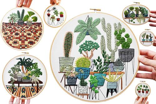 botanische kunst von sarah k benning und noch viel mehr pflanzen f r zuhause the. Black Bedroom Furniture Sets. Home Design Ideas