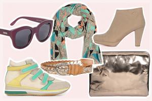 Schnäppchen und günstige Mode im Outlet online bestellen, die Trends für 2015