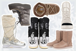 Schneestiefel, Schneeschuhe, Snowboots und Winterstiefel wasserdicht, mit Fell oder Gortex online bestellen, moonboot, sorel, ikkii