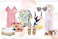 Sommertrend Kaftan, Tunika, weiße Sneakers und günstige Designermode im Sommer SALE