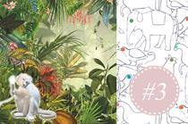 Tapeten Trends 2016 - Exotk, Urwald, Dschungel, Botanik und wilde Tiere bleiben