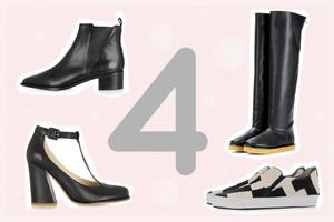 Modetrends im Herbst, Schuhe von Overknees über Jensen Boots, Sneakers und Pumps, online bestellen