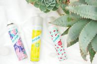 Trockenshampoo von Batiste in den Düften Cherry, Oriental und Tropical gewinnen, dry shampoo, test, empfehlung, anwendung, gewinnspiel