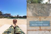 Urlaub ohne Kind auf Mallorca im Spa Hotel Fontsanta