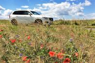 Volvo cx90 in Weiss probefahren, Testbericht zum Thema Kindersicherheit