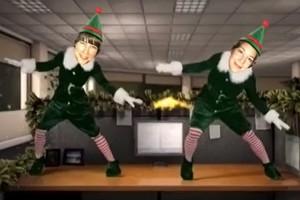 Weihnachten video elfen tanz - weihnachtgrüße